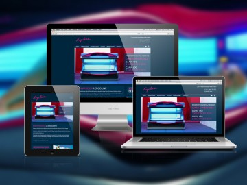 Diseño de Página Web Ergoline Urquiza